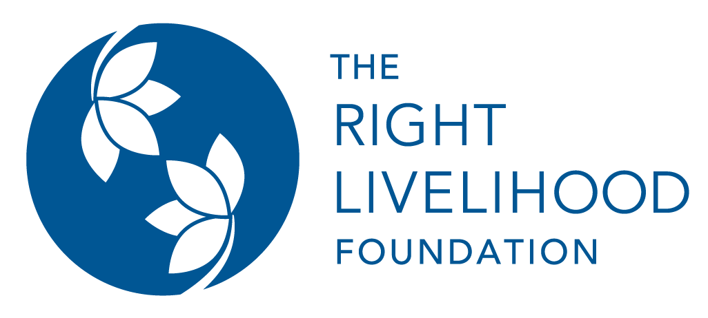 Right Livelihood foundation logo